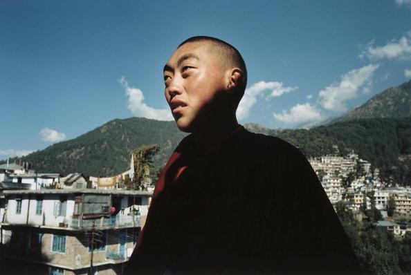 Tom Stoddart Archive「17th Karmapa,The Boy God」:写真・画像(11)[壁紙.com]