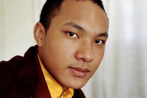 Tom Stoddart Archive「17th Karmapa,The Boy God」:写真・画像(4)[壁紙.com]