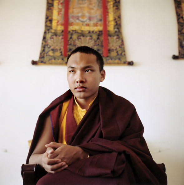 Tibetan Buddhism「17th Karmapa,The Boy God」:写真・画像(14)[壁紙.com]