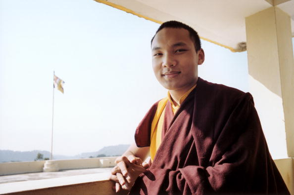 Tibetan Buddhism「17th Karmapa,The Boy God」:写真・画像(9)[壁紙.com]