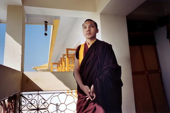 Tom Stoddart Archive「17th Karmapa,The Boy God」:写真・画像(5)[壁紙.com]