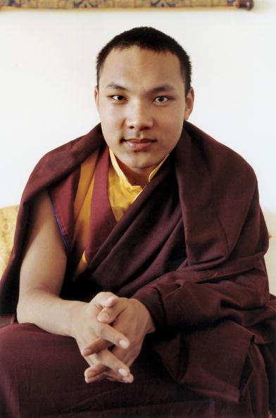 Tom Stoddart Archive「17th Karmapa,The Boy God」:写真・画像(3)[壁紙.com]