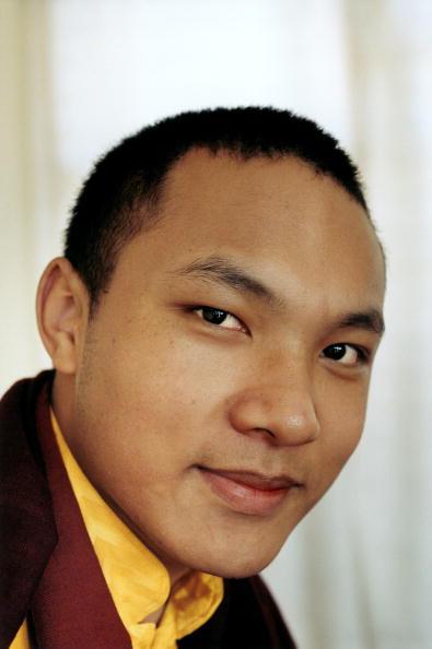 Tom Stoddart Archive「17th Karmapa,The Boy God」:写真・画像(9)[壁紙.com]