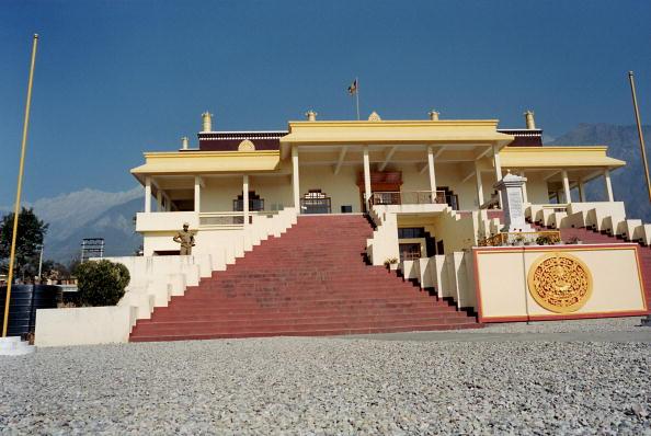 Monastery「17th Karmapa,The Boy God」:写真・画像(1)[壁紙.com]