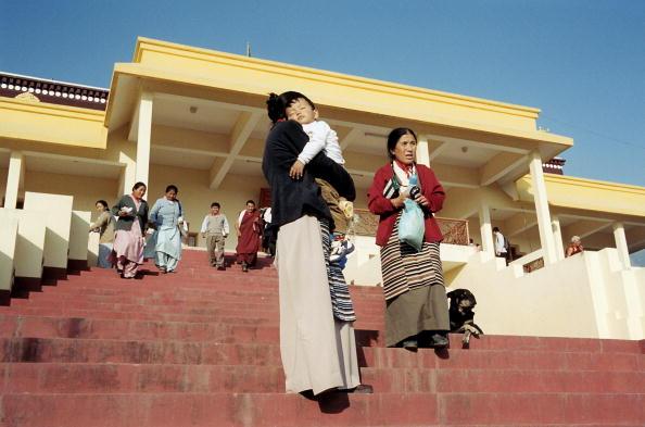 Tom Stoddart Archive「17th Karmapa,The Boy God」:写真・画像(1)[壁紙.com]