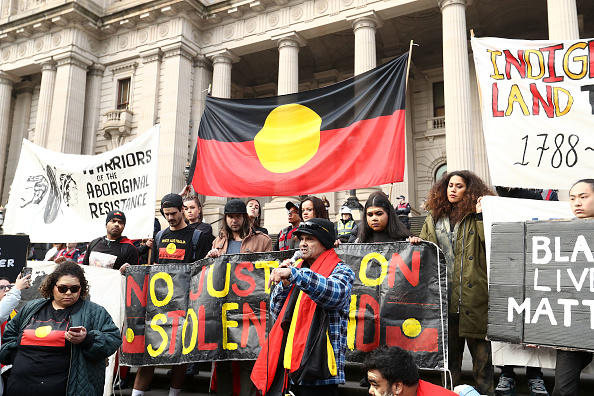 オーストラリア「Melbourne Rally Calls For Justice For Elijah Doughty」:写真・画像(6)[壁紙.com]