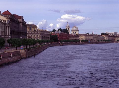 Neva River「St. Petersburg Russia」:スマホ壁紙(17)