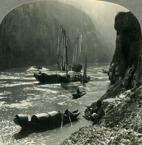 Physical Geography「The Witchies Mountain And The Yangtze River Gorge」:写真・画像(15)[壁紙.com]