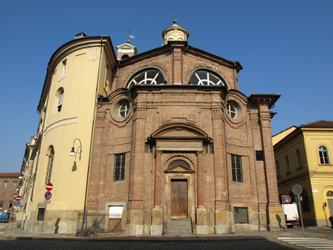 Piedmont - Italy「San Michele Church, Turin」:スマホ壁紙(1)