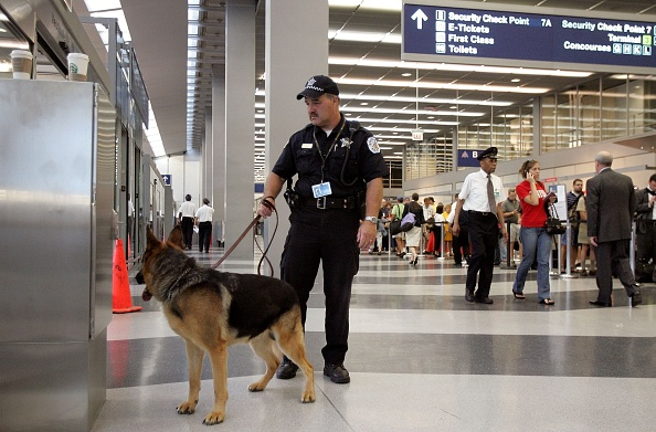 Chicago - Illinois「U.S. Raises Air Security Alert To Red For The First Time」:写真・画像(16)[壁紙.com]