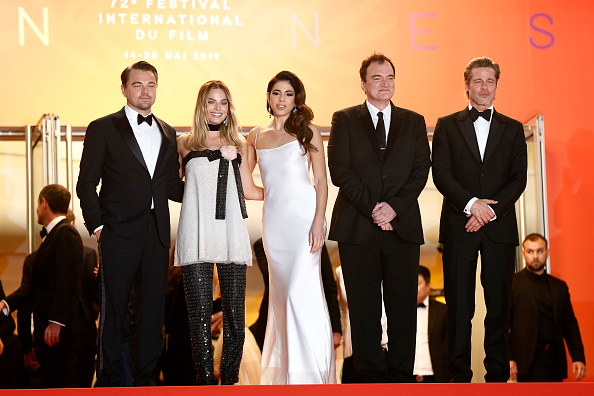 "Once Upon A Time In Hollywood「""Once Upon A Time In Hollywood"" Red Carpet - The 72nd Annual Cannes Film Festival」:写真・画像(18)[壁紙.com]"