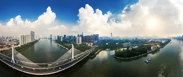 都市「Guangzhou city, guangdong province」:スマホ壁紙(9)