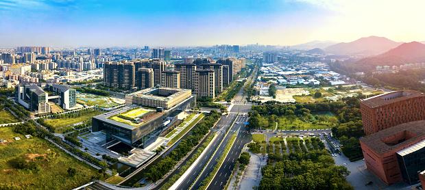 都市「Guangzhou city, guangdong province」:スマホ壁紙(12)