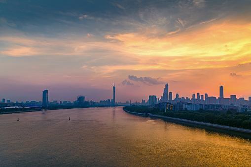 都市「Guangzhou city, guangdong province」:スマホ壁紙(0)