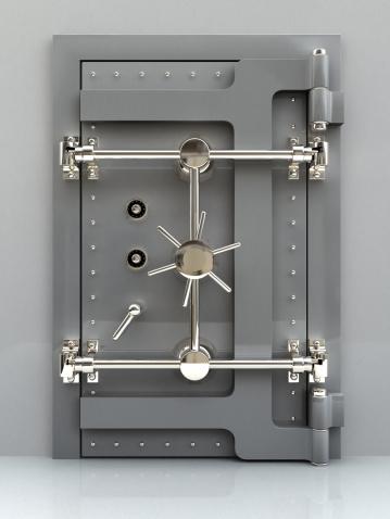 Security System「Bank Vault 02」:スマホ壁紙(17)
