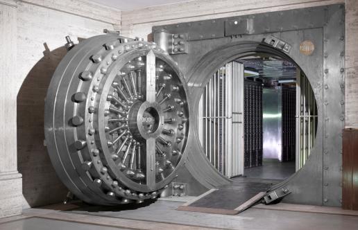 Wealth「Bank Vault」:スマホ壁紙(18)