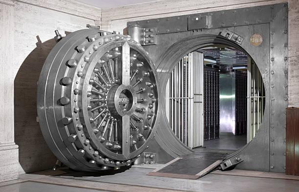 Bank Vault:スマホ壁紙(壁紙.com)