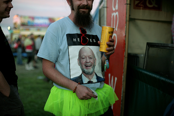 Crockery「Michael Eavis T-Shirt Glastonbury」:写真・画像(14)[壁紙.com]