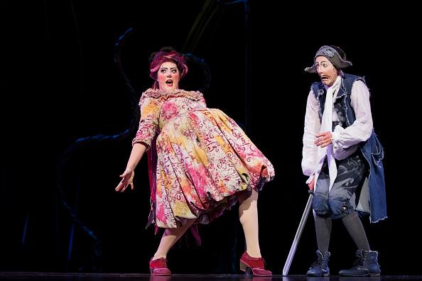 "Tristan Fewings「Cirque Du Soleil's ""Amaluna"" - Dress Rehearsal」:写真・画像(2)[壁紙.com]"