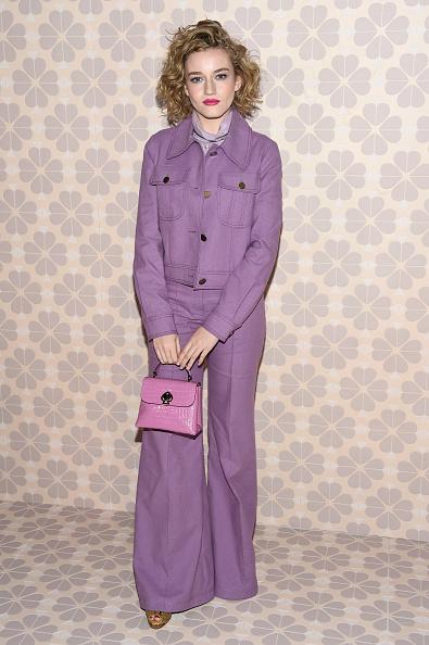 Purple「Kate Spade New York - Arrivals - February 2019 - New York Fashion Week」:写真・画像(16)[壁紙.com]