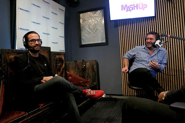 Big Data「SiriusXM Hits 1's The Morning Mash Up Broadcast From The SiriusXM Studios In Los Angeles」:写真・画像(8)[壁紙.com]
