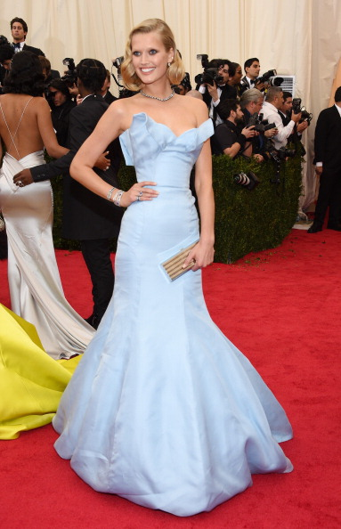 "Strapless Evening Gown「""Charles James: Beyond Fashion"" Costume Institute Gala - Arrivals」:写真・画像(13)[壁紙.com]"