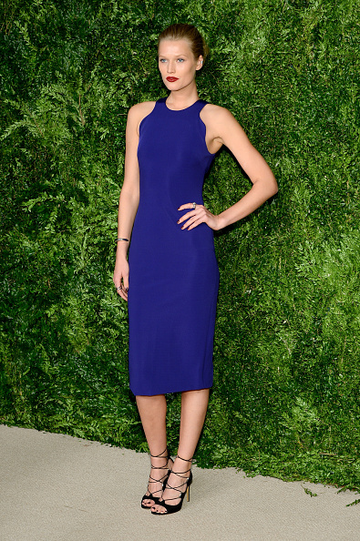 Lace-up「12th Annual CFDA/Vogue Fashion Fund Awards - Arrivals」:写真・画像(13)[壁紙.com]