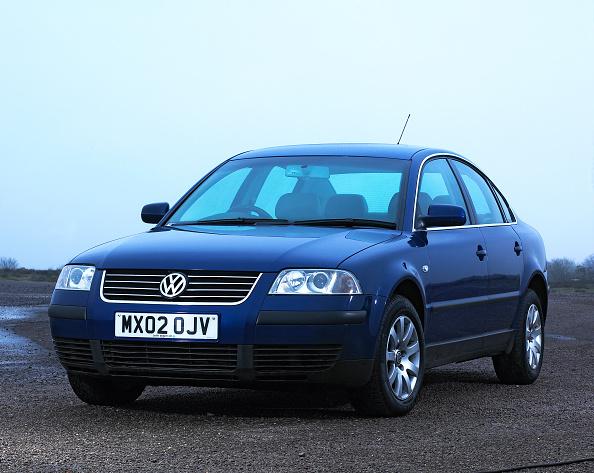 2002「2002 VW Passat」:写真・画像(5)[壁紙.com]
