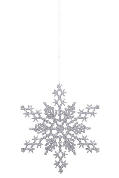 シルバーのグリッターの雪の結晶:スマホ壁紙(壁紙.com)
