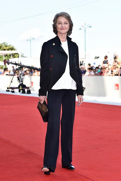 Charlotte Rampling「Hannah Premiere - 74th Venice Film Festival」:写真・画像(14)[壁紙.com]