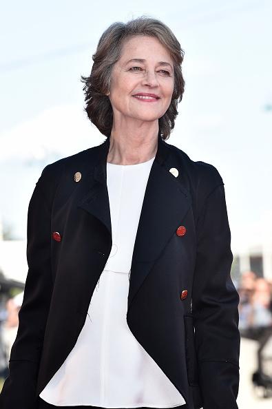 Charlotte Rampling「Hannah Premiere - 74th Venice Film Festival」:写真・画像(6)[壁紙.com]