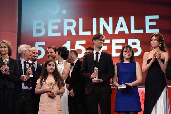 Audrey Tautou「Closing Ceremony - 65th Berlinale International Film Festival」:写真・画像(15)[壁紙.com]
