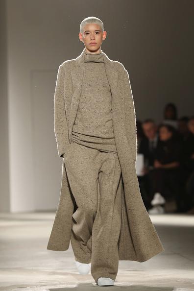 Green Color「Agnona - Runway: Milan Fashion Week Autumn/Winter 2019/20」:写真・画像(14)[壁紙.com]