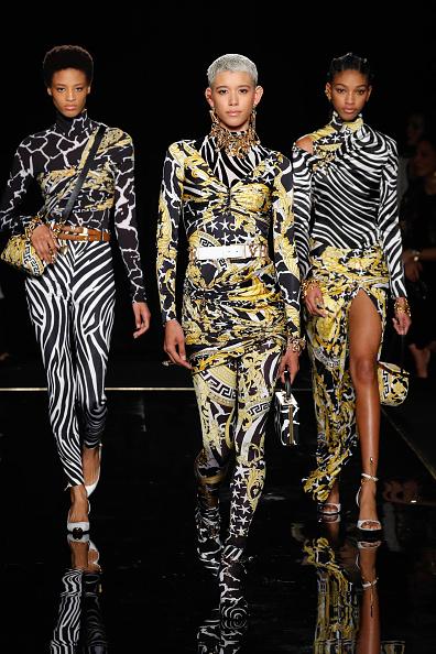 Versace - Designer Label「Versace Fall 2019 - Runway」:写真・画像(9)[壁紙.com]