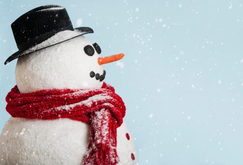 Snowman「Studio shot of snowman」:スマホ壁紙(13)