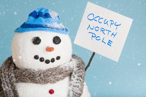 雪だるま「Studio Shot of snowman」:スマホ壁紙(12)