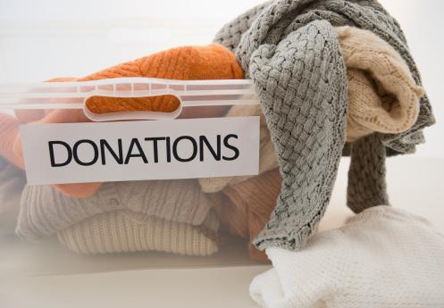 Sweater「Studio Shot of donation box」:スマホ壁紙(17)