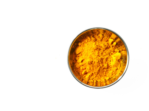 Tasting「Studio shot of Curry Powder in pan on white background」:スマホ壁紙(9)