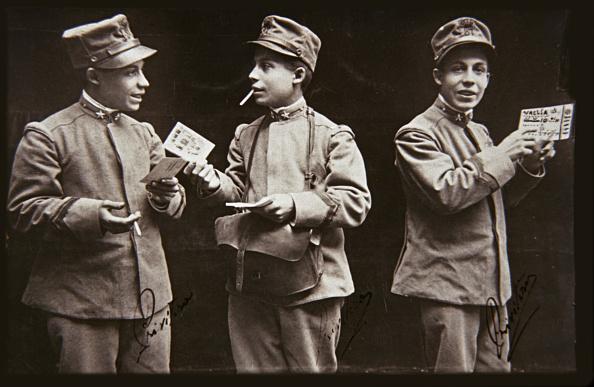 Communication「Postman」:写真・画像(3)[壁紙.com]