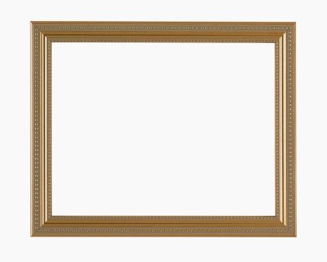 Mirror - Object「Studio shot of empty picture frame」:スマホ壁紙(13)