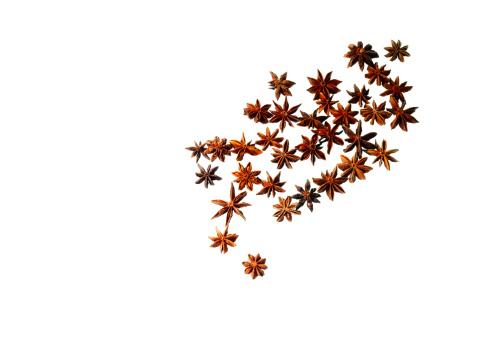 Star Anise「Studio shot of star anise」:スマホ壁紙(6)
