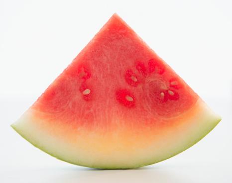 スイカ「Studio shot watermelon slice」:スマホ壁紙(18)