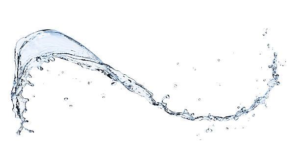 Studio shot of splashing water:スマホ壁紙(壁紙.com)