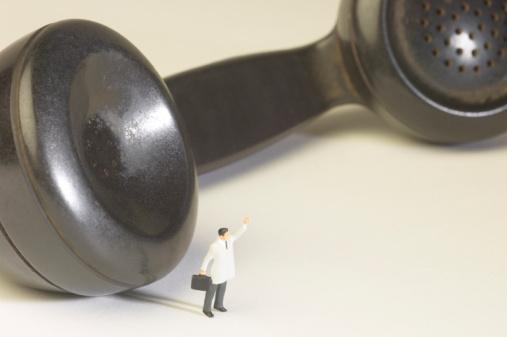 Figurine「Studio shot of concept of house calls by doctor」:スマホ壁紙(3)