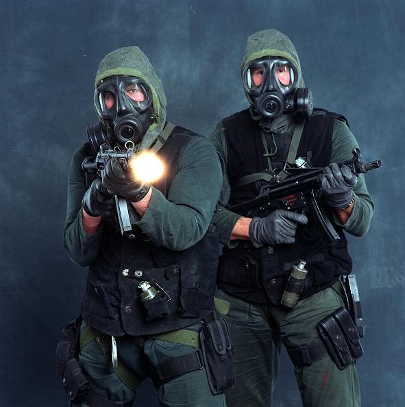 Special Forces「The Elite SAS regiment posing for a drama programme」:写真・画像(16)[壁紙.com]