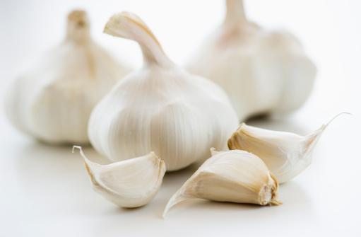Garlic Clove「Studio shot of fresh garlic」:スマホ壁紙(6)