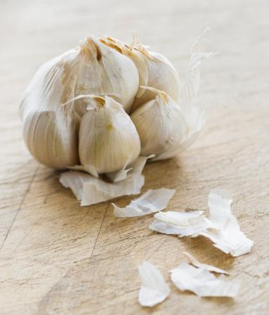 Garlic Clove「Studio shot of fresh garlic」:スマホ壁紙(13)