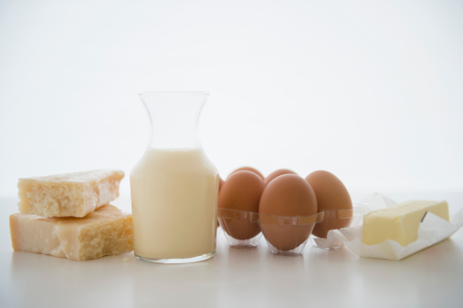 Egg「Studio Shot of dairy products」:スマホ壁紙(10)