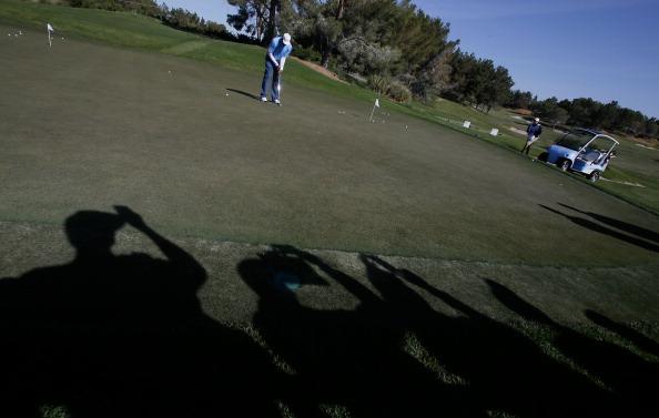 Putting Green「ARIA Resort & Casino's 13th Annual Michael Jordan Celebrity Invitational At Shadow Creek - Day 1」:写真・画像(14)[壁紙.com]