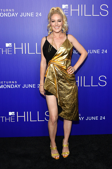 "Heidi Montag「Premiere Of MTV's ""The Hills: New Beginnings"" - Arrivals」:写真・画像(1)[壁紙.com]"